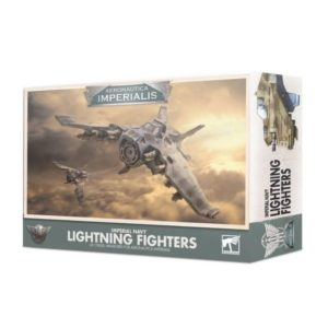Aeronautica Imperialis Imperial Navy Lightning Fighters