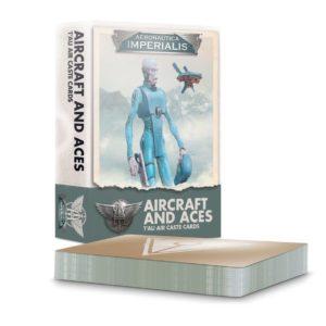 Aeronautica Imperialis T'au Air Caste Cards