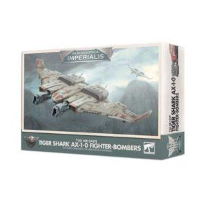 Aeronautica Imperialis T'au Air Caste Tiger Shark AX 1-0 Fighter-Bombers