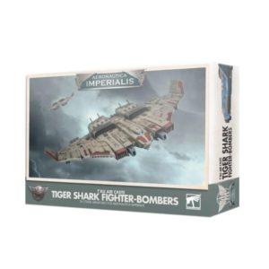 Aeronautica Imperialis T'au Air Caste Tiger Shark Fighter-Bombers