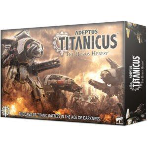 Warhammer 40000 Adeptus Titanicus Starter Set 2020