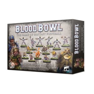 Миниатюры Blood Bowl The Middenheim Maulers