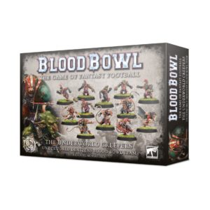 Миниатюры Blood Bowl The Underworld Creepers