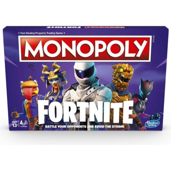 Монополия Fortnite