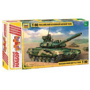 Т 90 Звезда 1 35 Подарочный набор