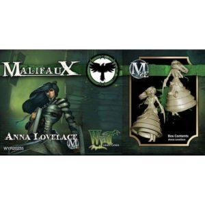 Malifaux Anna Lovelace