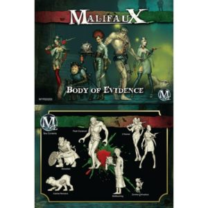 Malifaux Body of Evidence