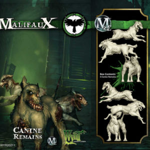 Malifaux Canine Remains