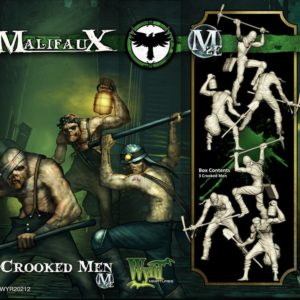 Malifaux Crooked Men