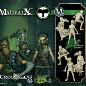 Malifaux Crooligans