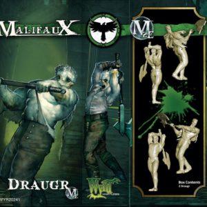 Malifaux Draugr