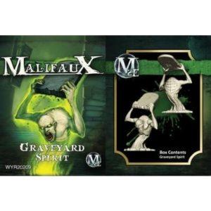 Malifaux Graveyard Spirit