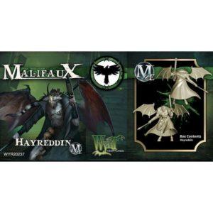 Malifaux Hayreddin