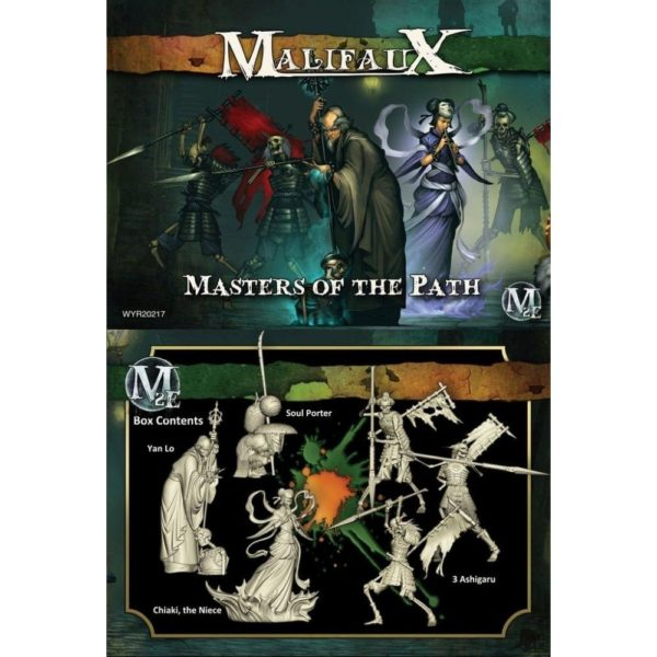 Malifaux Masters of the Path