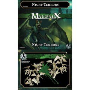 Malifaux Night Terrors