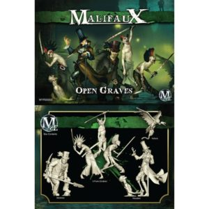 Malifaux Open Graves