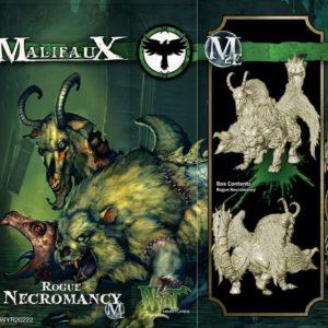 Malifaux Rogue Necromancy