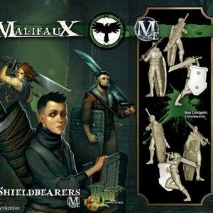 Malifaux Shieldbearers