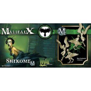 Malifaux Shikome