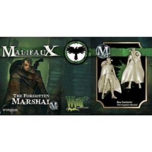 Malifaux The Forgotten Marshal