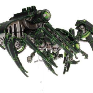 Necron Canoptek Spyder