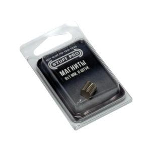 STUFF PRO Магниты для миниатюр 8 штук 8х1 мм