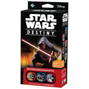 Star Wars Destiny Стартовый набор Кайло Рен