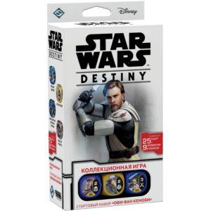 Star Wars Destiny Стартовый набор Оби Ван Кеноби