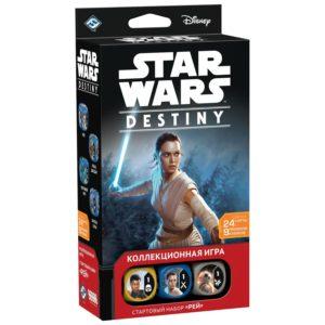 Star Wars Destiny Стартовый набор Рей