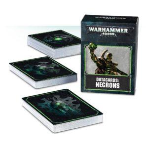 Warhammer 40000 Datacards Necrons