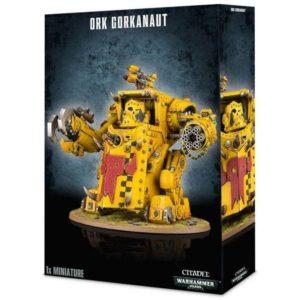 Warhammer 40000 Ork Gorkanaut