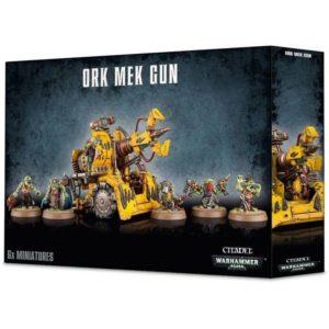 Warhammer 40000 Ork Mek Gun