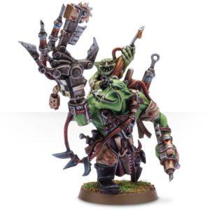 Warhammer 40000 Ork Painboy