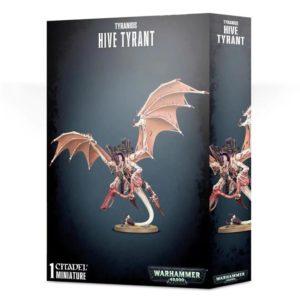 Warhammer 40000 Tyranid Hive Tyrant