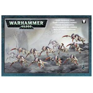 Warhammer 40000 Tyranid Hormagaunt Brood