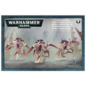 Warhammer 40000 Tyranid Ravener Brood