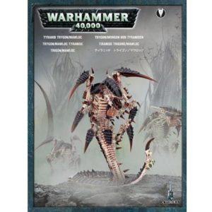 Warhammer 40000 Tyranid Trygon Mawloc