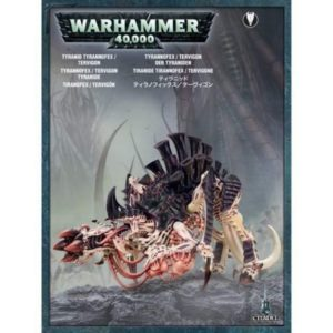 Warhammer 40000 Tyranid Tyrannofex Tervigon