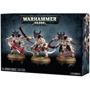 Warhammer 40000 Tyranid Warriors