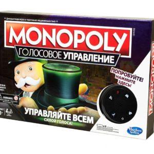 Монополия Голосовое управление