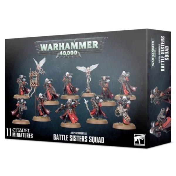 Battle Sister Squad