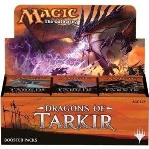MTG Дисплей бустеров Dragons of Tarkir на английском языке