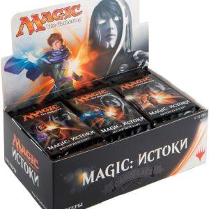 MTG Дисплей бустеров Magic Истоки на русском языке