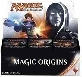 MTG Дисплей бустеров Magic Origins на английском языке