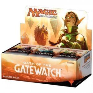 MTG Дисплей бустеров Oath of the Gatewatch на английском языке