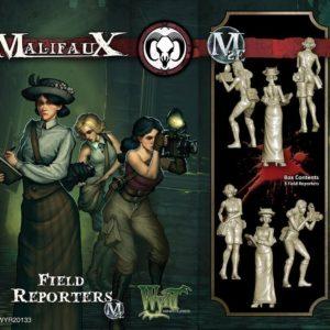 Malifaux Field Reporters
