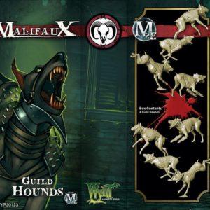 Malifaux Guild Hound