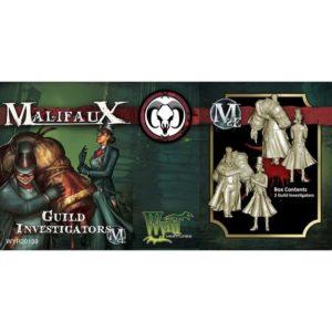 Malifaux Guild Investigator
