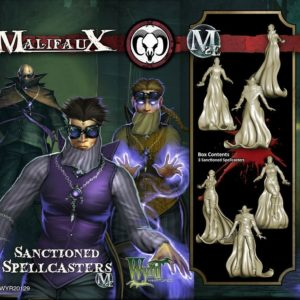 Malifaux Sanctioned Spellcasters