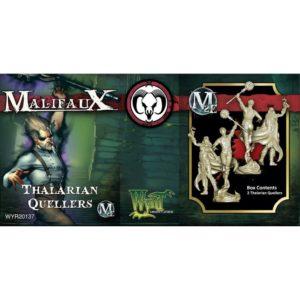 Malifaux Thalarian Queller